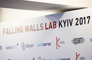 Falling Walls Pitch
