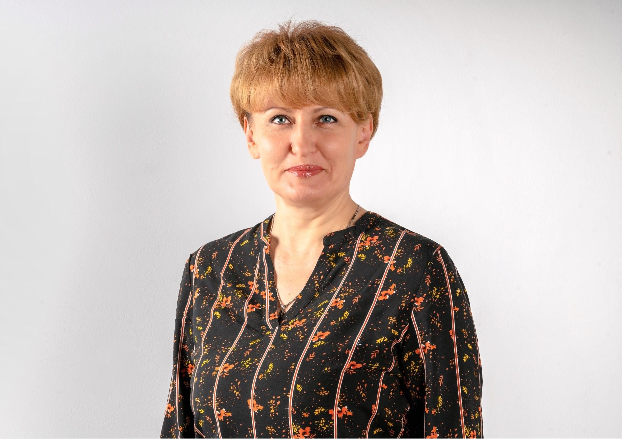Валентина Шурубура