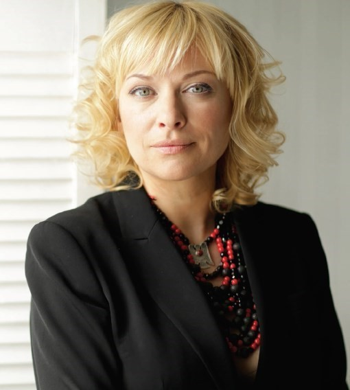 Олеся Жулинська директор із зв'язків з громадськістью компанії «Кока-Кола Україна»